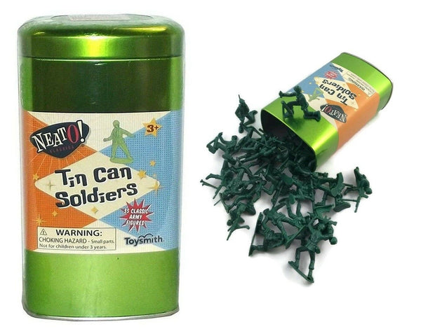 Neato! Classics Tin Can Soldiers