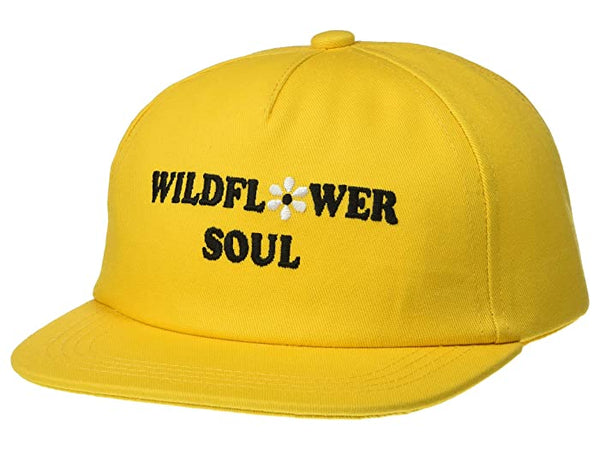 Tiny Whale Wildflower Soul Snap Back Hat