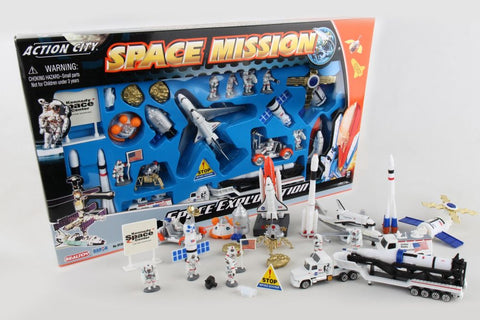 Daron Space Mission 28 Playset with Kennedy