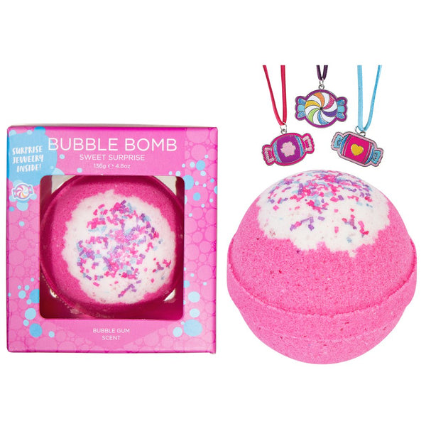 Sweet Surprise Bubble Bath Bomb