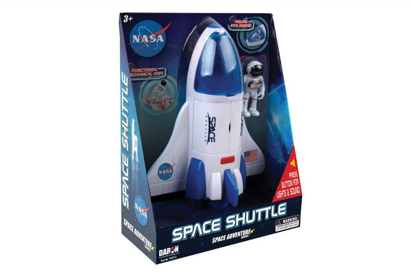 Daron Space Adventure Space Shuttle