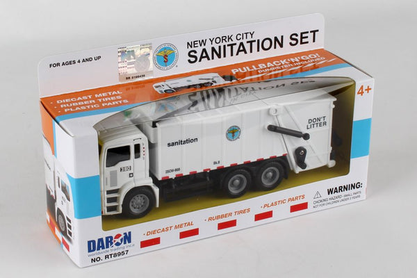Daron New York City Sanitation Set