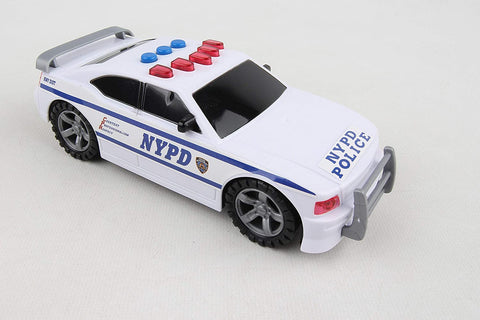 Daron NYPD Police Car With Lights And Sounds