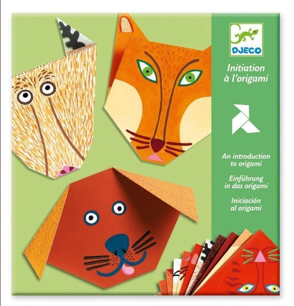 Animals An Introduction to Origami