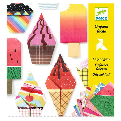 Djeco Sweet Treats Easy Origami