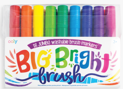 ooly big bright brush