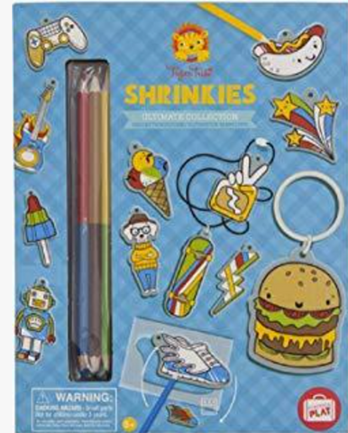 Tiger Tribe Shrinkies ultimate treats