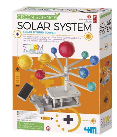 4M STEAM  Solar system / Solar Hybrid power