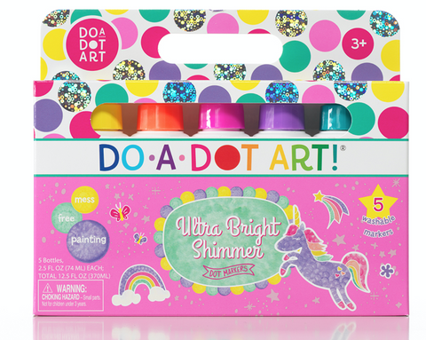 DO A DOT ART Ultra bright shimmer
