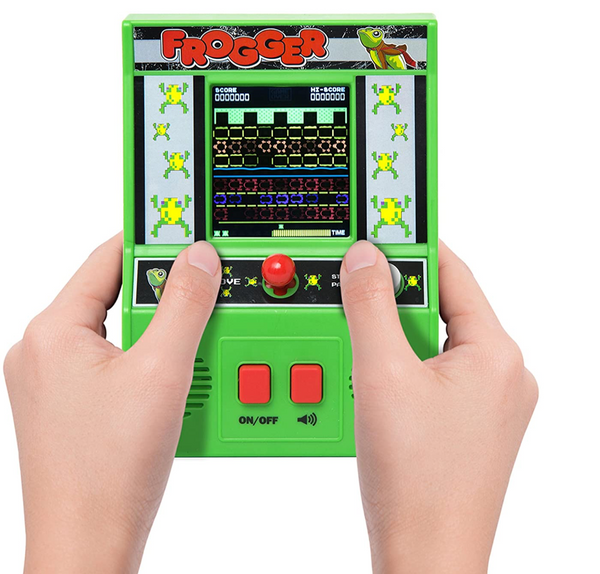 Frogger arcade classic game