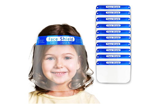 Kids face shield. PACK of 5