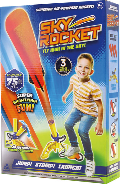 Sky Force Rocket