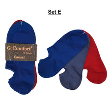Load image into Gallery viewer, 3-in-1 Loafer Ankle Cotton Socks - Kawata House of Socks