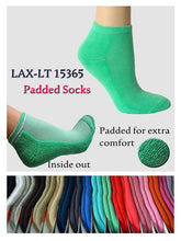 Load image into Gallery viewer, Plain Padded Sport Socks - Kawata House of Socks