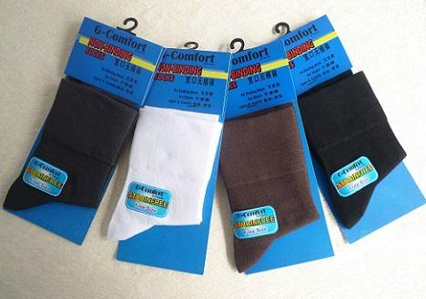 Men Non-Binding Socks - Kawata House of Socks