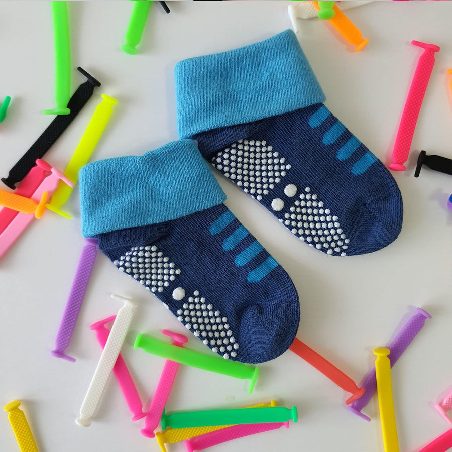 Shoes Design Baby Socks ( 6 months ~ 3.5 years old ) - Kawata House of Socks