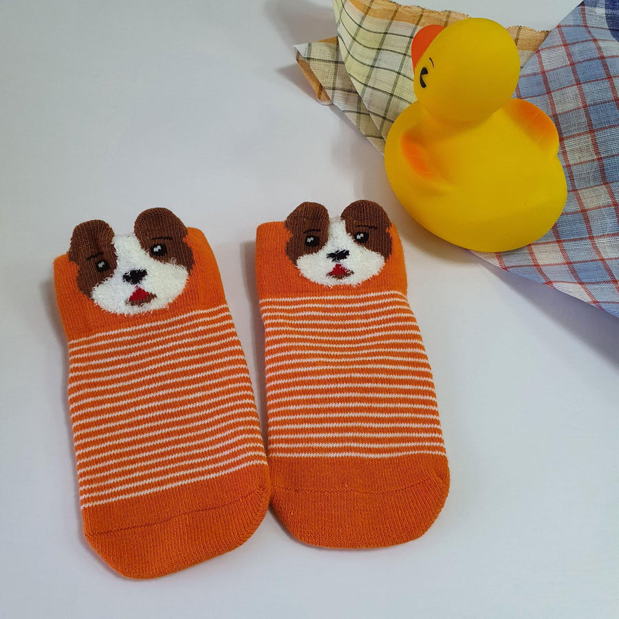 Puppy Baby Socks ( 6 -12 months old ) - Kawata House of Socks