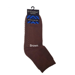 Quarter Padded Anti-Slip Socks - Kawata House of Socks