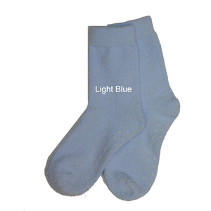 Sleeping Socks For Ladies / Snuggly Fluffy Sleeping Socks - Kawata House of Socks