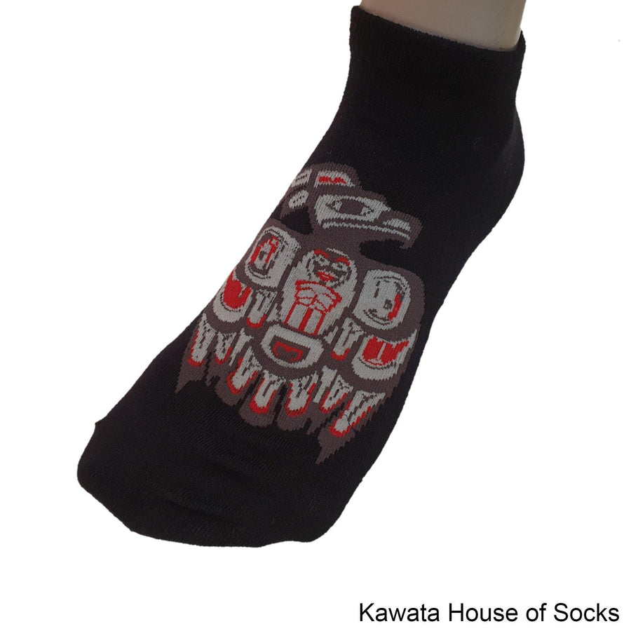 Casual Eagle Ankle Socks - Kawata House of Socks