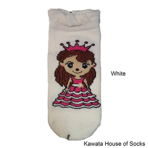 Anti-Slip Princess Series 2 Socks - Kawata House of Socks