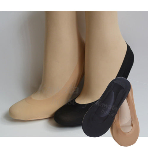 Padded Arch Foot Cover - Kawata House of Socks