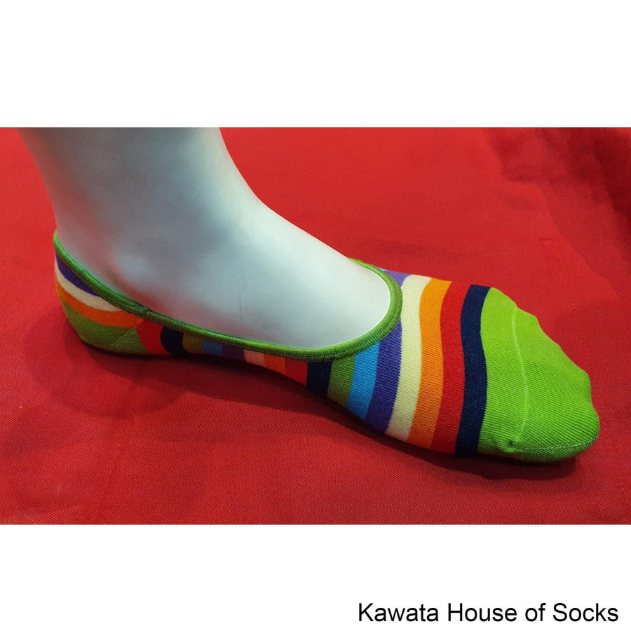 Rainbow Foot Cover - Kawata House of Socks
