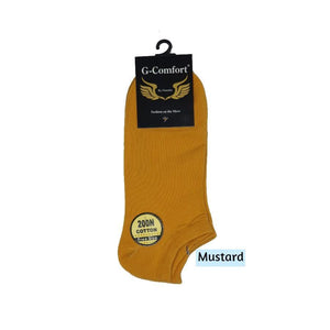 Men Thin Cotton Ankle Socks - Kawata House of Socks