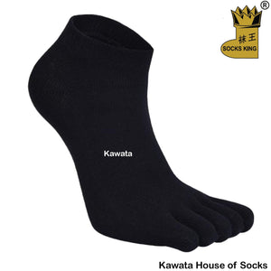 Ankle Five Toe Socks - Kawata House of Socks