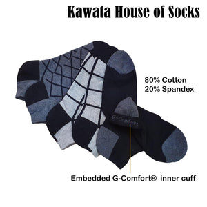 Men Sport Socks - Kawata House of Socks