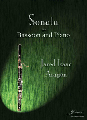 Aragon: Sonata for Bassoon and Piano