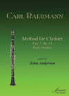 Baermann: Complete Method for Clarinet, Part III
