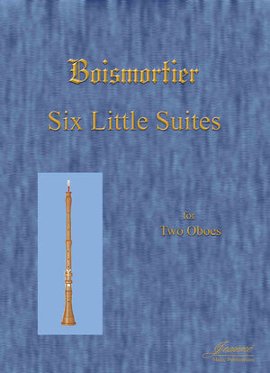 Boismortier (Anderson): Six Little Suites from opus 27 for Two Oboes