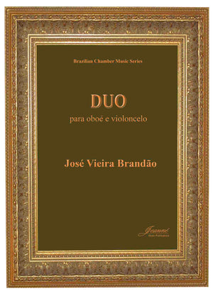 Brandao: Duo for Oboe and Cello