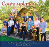 University of Iowa Saxophone Ensemble: Contemplation