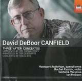 Canfield: Three 'After' Concertos