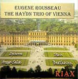 Rousseau: The Haydn Trio of Vienna