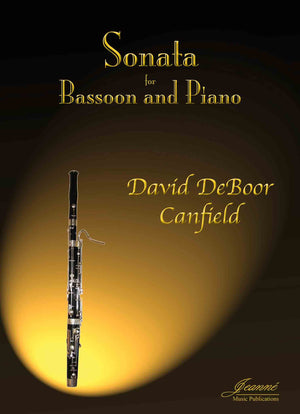 Canfield: Sonata for Bassoon and Piano