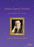 Canfield: Sonata after Poulenc for Alto Saxophone and Piano