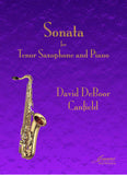 Canfield: Sonata for Tenor Saxophone and Piano