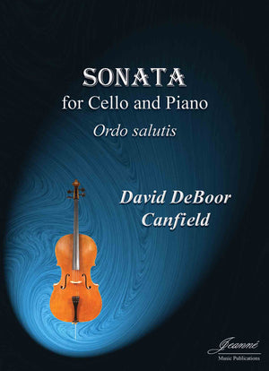Canfield: Sonata for Cello and Piano