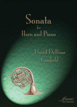 Canfield: Sonata for Horn and Piano