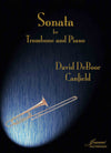 Canfield: Sonata for Trombone and Piano