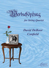 Canfield: Wertschopfung for String Quartet