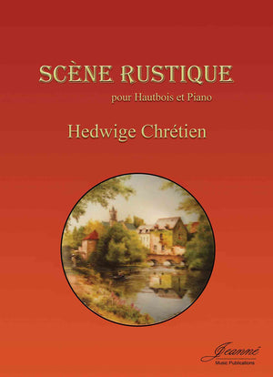 Chretien: Scene Rustique for Oboe and Piano