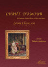 Clapisson: Chant d'Amour for Soprano, English Horn or Oboe, and Piano