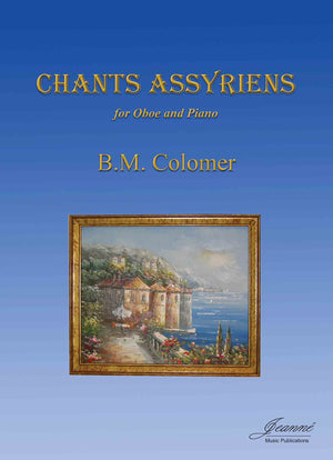 Colomer: Chants Assyriens for Oboe and Piano