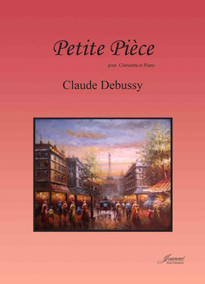 Debussy: Petite Piece for clarinet and piano