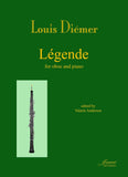 Diemer: Legende for Oboe and Piano