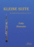 Draeseke: Kleine Suite, op. 87 for English Horn and Piano